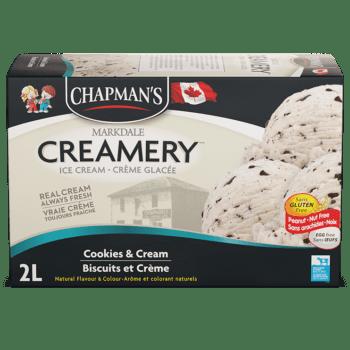 Chapman's Original Cookies & Cream Ice Cream